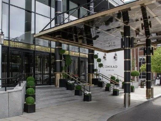 Park Hotels announces sale of Conrad Dublin