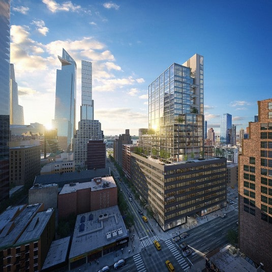 Blackstone provides $724m refinance for Hudson Commons