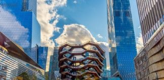 Facebook signs lease for office space in New York City's Hudson Yards