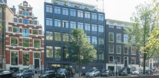 Cording buys office building in Amsterdam