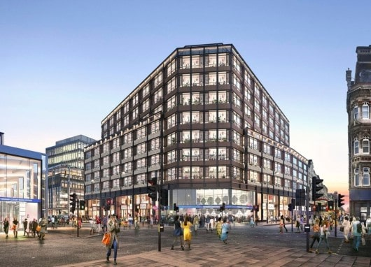 Apollo signs pre-let at Derwent London's 1 Soho Place