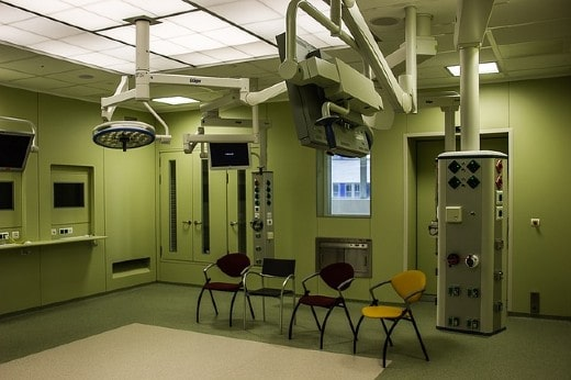 Private hospital in Nantes sold for €194m