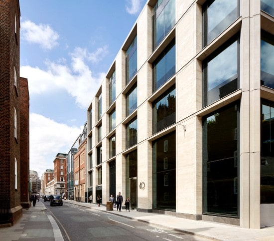 Derwent London to sell 40 Chancery Lane for £121m