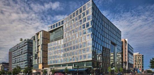 Office building in Washington, DC sold for $163m