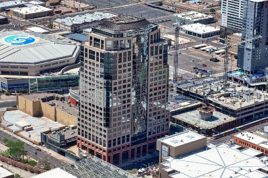 Japanese Sumitomo buys office building in Phoenix