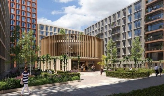 Cording secures fourth site for £400m UK private rented sector fund