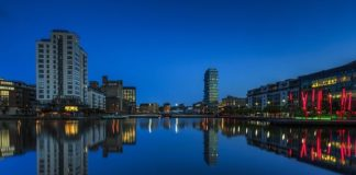 Grade A office building in Dublin sold for €115m