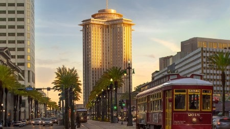 Four Seasons Hotels and Resorts,New Orleans