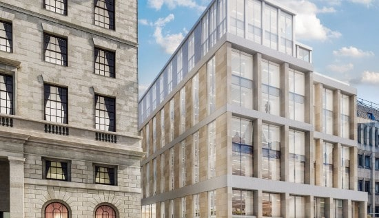 Hines buys office scheme in Edinburgh