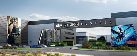 Sky announces new studio investment at Elstree