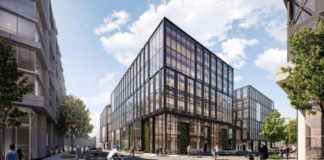Brookfield to build largest mass timber office building in North America