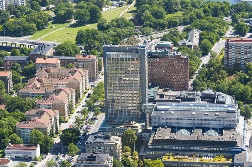 Office property in Stockholm sold for €336M