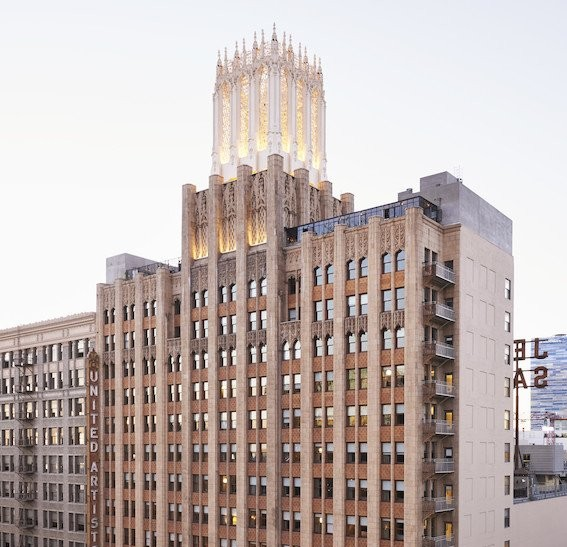 Park Hotels sells hotel in Los Angeles for $117m