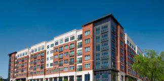 Multifamily property in Georgia sold for $117m