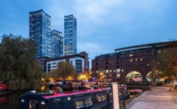 Legal & General buys build-to-rent tower in Manchester