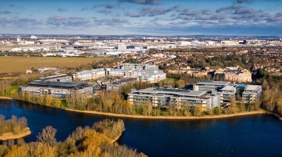 Singapore's Frasers Property buys UK business park for £135m