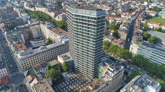 PATRIZIA acquires iconic Louise Tower in Brussels for €190m