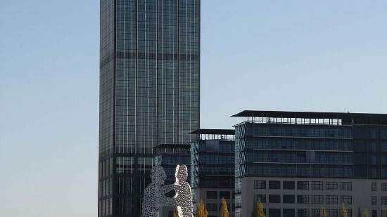 PATRIZIA buys tallest office building in Berlin