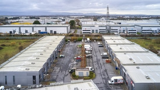 Industrial estate in Dublin sold for €6.7m