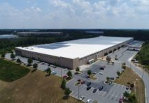 Griffin Capital buys industrial building in North Carolina for $34.9m