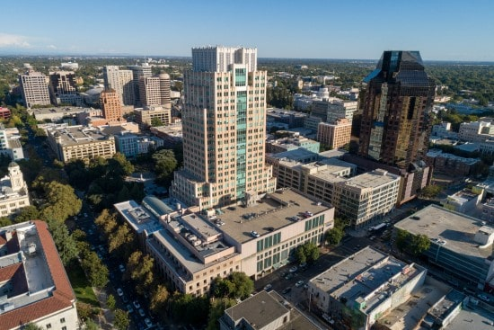 Park Tower in Sacramento sold for $165.5m