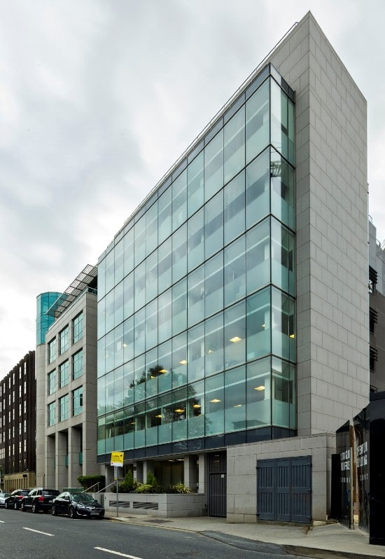KanAm Grund Group buys office building in Dublin