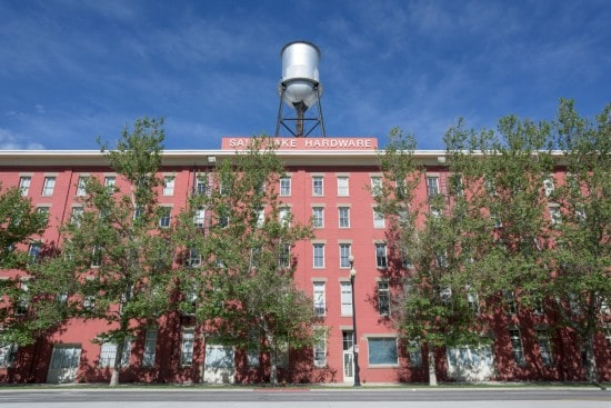 KBS signs leases at historic Class A office building in Salt Lake City, Utah