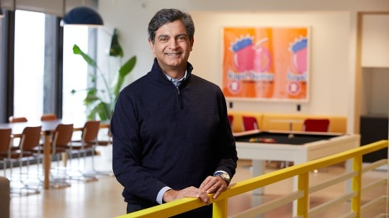 WeWork appoints Sandeep Mathrani as CEO