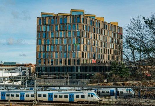Skanska sells office building in Solna, Sweden for €313m