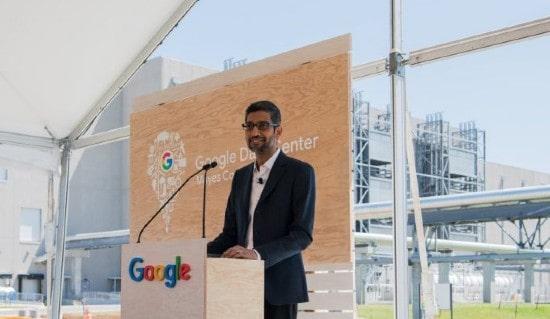 Google announces $10 billion investment for 2020 in U.S