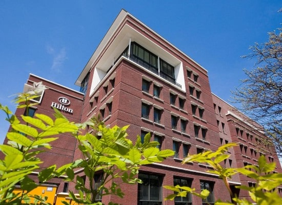 Hilton Hotel in The Hague sold for €70m