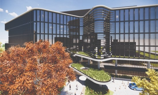 Cromwell lodges development application for A$85m office building in Canberra