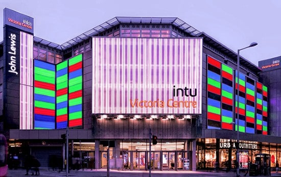 intu agrees extension of its revolving credit facility