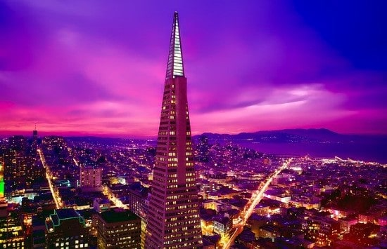 Transamerica Pyramid in San Francisco sold for $700m