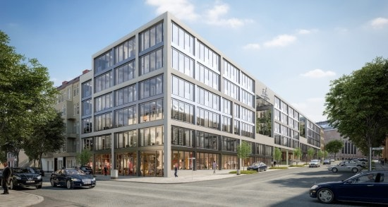 Deka Immobilien buys Berlin office project for €120m