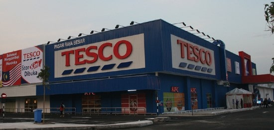Tesco to sell its businesses in Thailand and Malaysia for $10.3bn