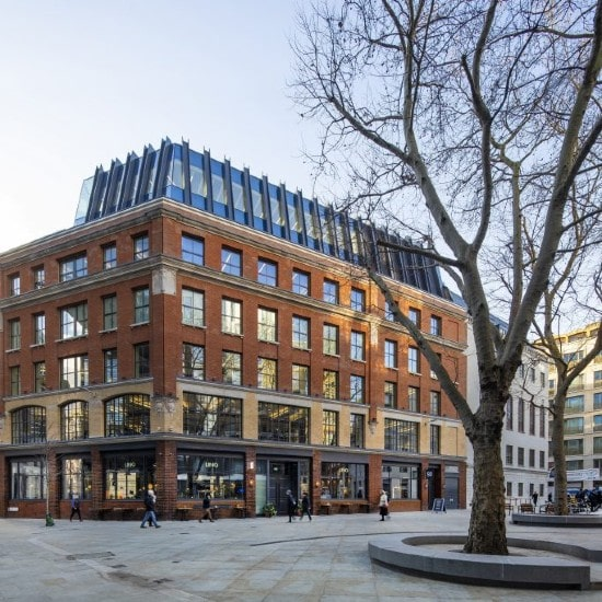 Helical sells office property in London for £48.5m