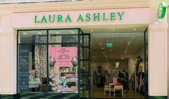 Gordon Brothers acquires Laura Ashley