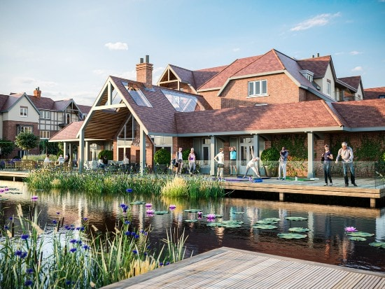 Legal & General acquires 12-acre site in Bedfordshire for £120m retirement community