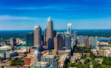 Cousins Properties completes sale of office tower in Charlotte