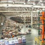 Garbe builds new distribution centre for Amazon in in Meßkirch, Germany