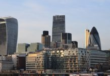 City of London office investments reach £1.56bn in Q1 2020