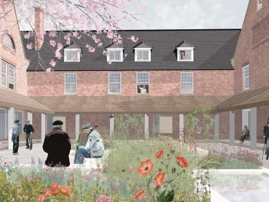 Legal & General gets green light for £215m retirement community