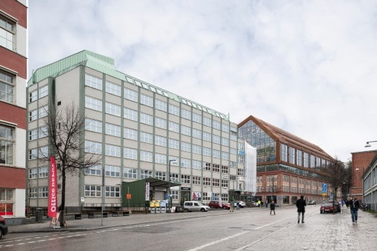 CapMan Real Estate sells office property in Stockholm
