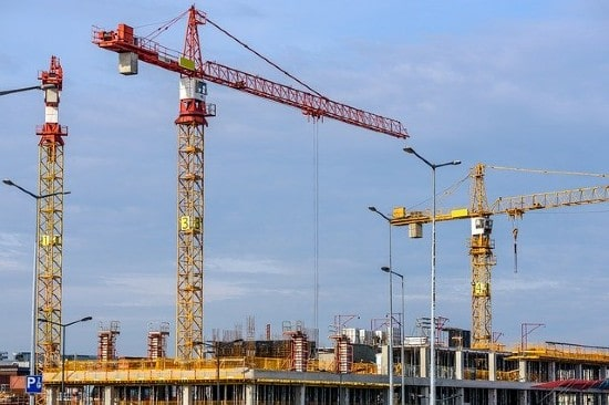 Eurozone construction output down by 14.1% in euro area