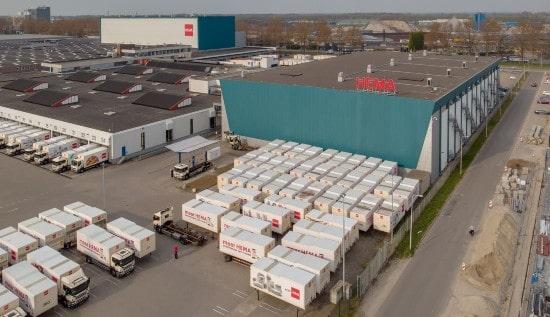 Hines acquires urban logistics distribution centre in Utrecht
