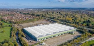 Logicor lets warehouse to Marks and Spencer plc