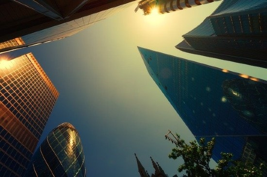 Capital values fall in UK Commercial property, says CBRE