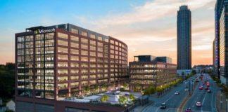 Microsoft signs full-building lease in Atlanta