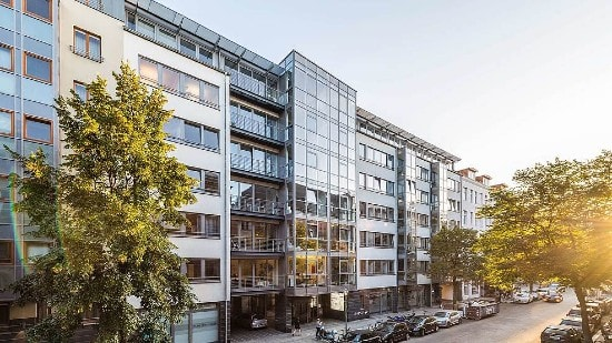 PATRIZIA sells office building in Berlin to LaSalle IM